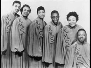 The Roberta Martin Singers - Walk On By Faith